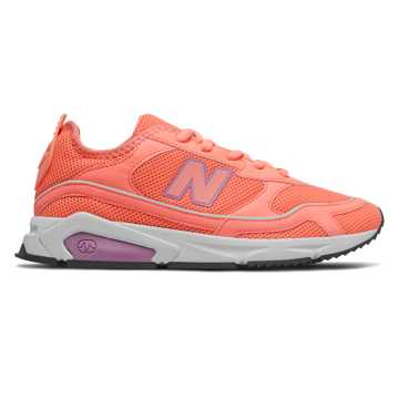 New Balance X-Racer, Ginger Pink with Canyon Violet