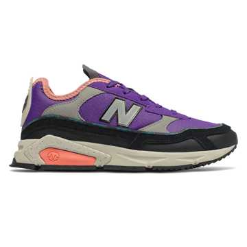 New Balance X-Racer, Prism Purple with Natural Peach