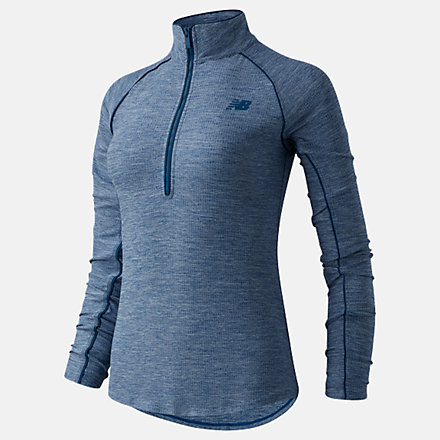 New Balance Transform 1/2 Zip, WT01137RWH image number null