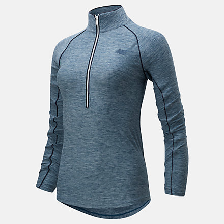 New Balance Transform 1/2 Zip, WT01137SNH image number null
