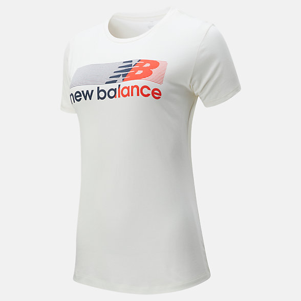 New Balance Relentless Novelty Crew, WT01158SAH