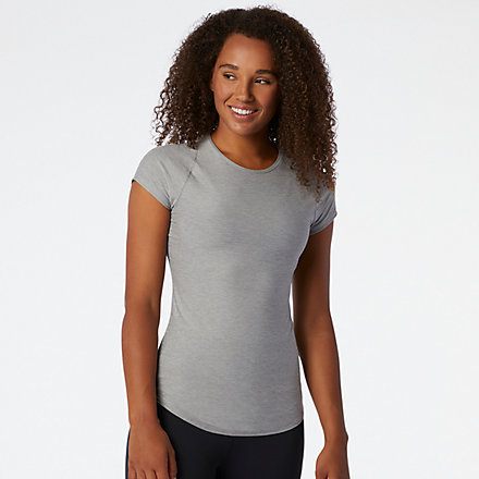 New Balance T-shirt parfait Transform, WT01164AG image number null