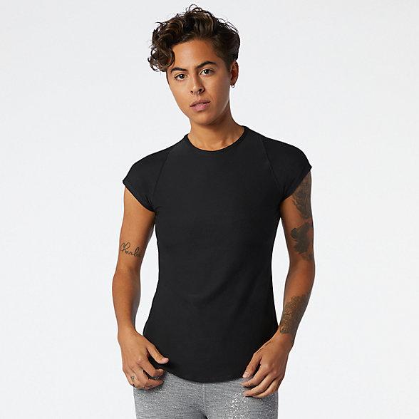 NB Transform Perfect T-Shirt, WT01164BK