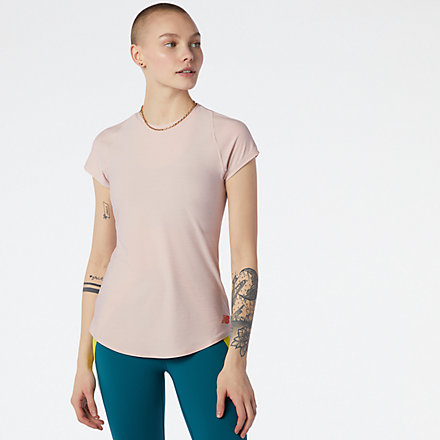 New Balance Transform Perfect Tee, WT01164OPP image number null
