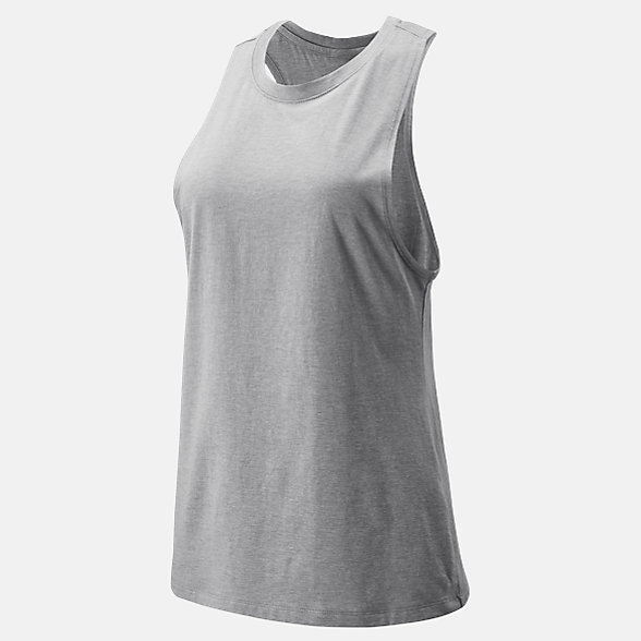 New Balance Relentless Tank, WT01180AG