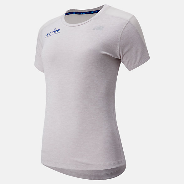 New Balance RFL Impact Run Short Sleeve, WT01234BLOR
