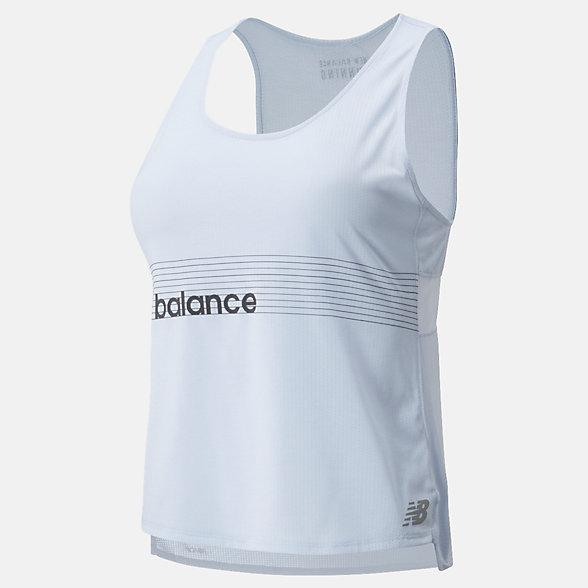 New Balance Impact Run Singlet, WT01238MND