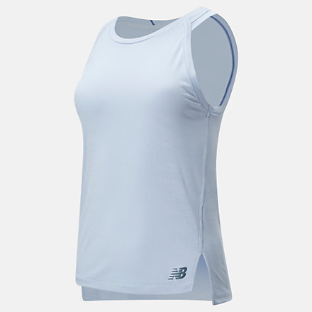New Balance Camisole en jacquard Q Speed, WT01254MDH image number null
