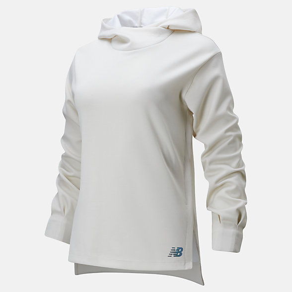 New Balance Q Speed Run Crew Sweatshirt, WT01261LF2