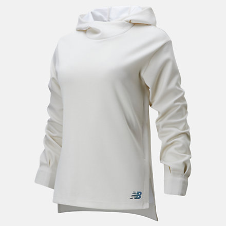 New Balance Q Speed Run Crew Sweatshirt, WT01261LF2 image number null
