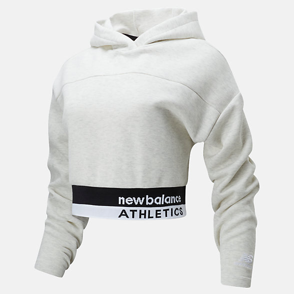 NB NB Athletics Select Boxy Hoodie, WT01500SAH