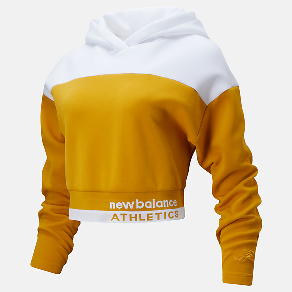 New Balance NB Athletics Select Boxy Hoodie, WT01500VGL