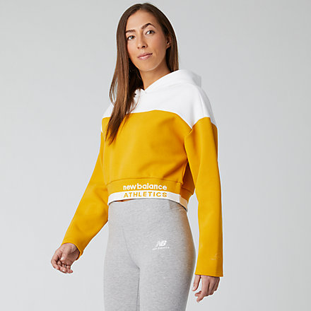 NB NB Athletics Select Boxy Hoodie, WT01500VGL image number null