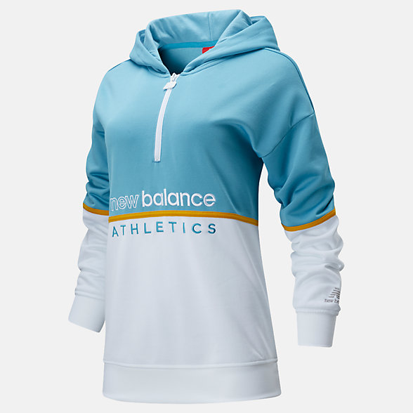 New Balance NB Athletics track Inspired Hoodie, WT01502WAX