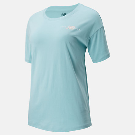 New Balance NB Athletics Prep Graphic Tee, WT01512DRZ image number null