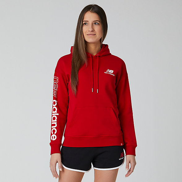 New Balance Essentials Icon Pullover, WT01514REP