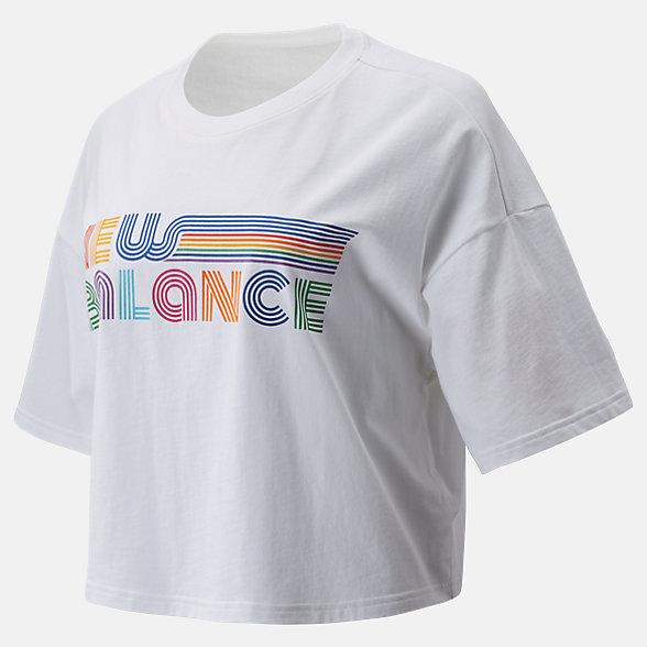 New Balance NB Pride Tee, WT01576WT