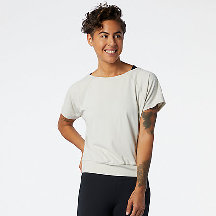 New Balance Determination Academy Tee, WT03111SAH image number null