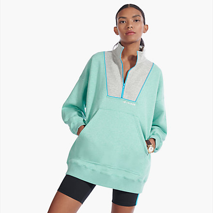 New Balance Staud Knit Tunic, WT03113SEF image number null
