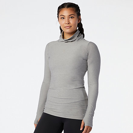 New Balance Transform Cowl Tunic, WT03120AG image number null
