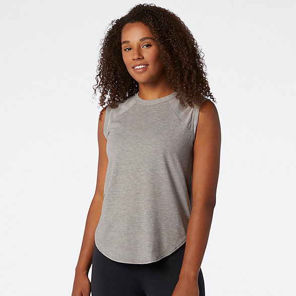 NB Top Transform Mesh Mix Tank, WT03165AG