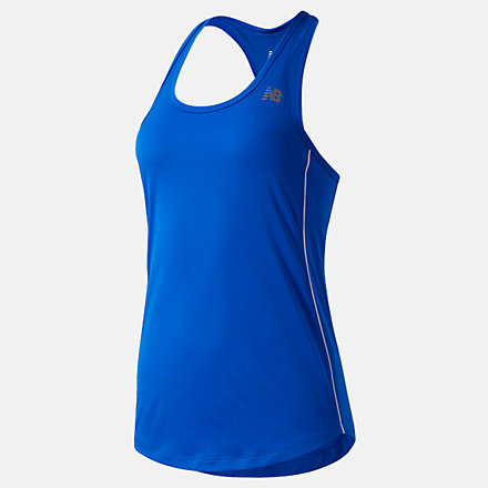 New Balance Accelerate Tank, WT03201CO image number null