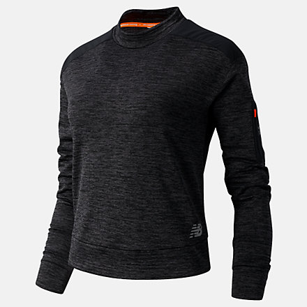 New Balance NB Heat Grid Long Sleeve, WT03256HC image number null