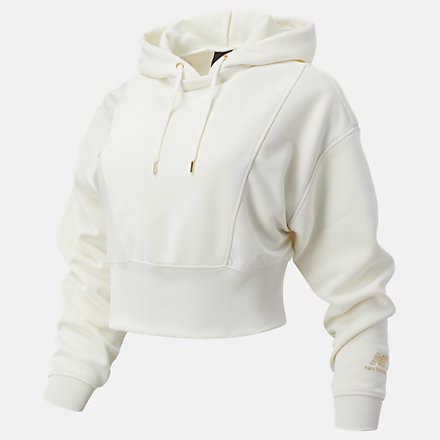 New Balance NB Athletics Select Hoodie, WT03501SST image number null