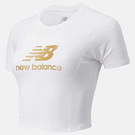 New Balance NB Athletics Podium Tee, WT03503WT image number null