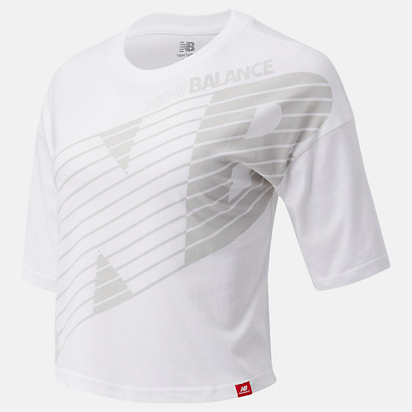 NB Essentials NB Speed Graphic Tee, WT03510WT