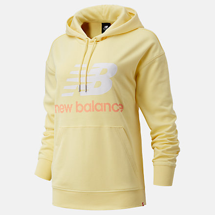 NB NB Essentials Stacked Logo Oversized Hoodie, WT03547LHZ image number null