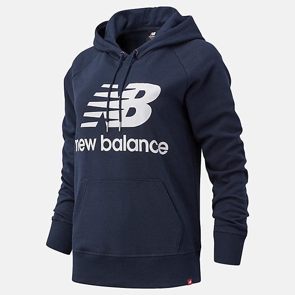 New Balance NB Essentials Pullover Hoodie, WT03550ECL