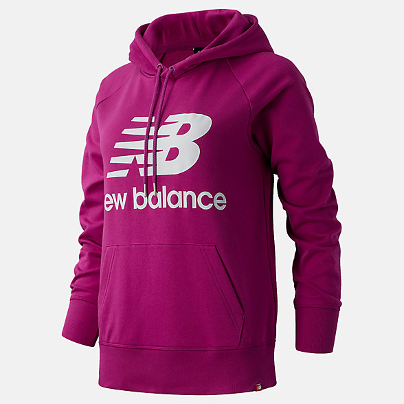 NB Sweats à capuche NB Essentials Pullover, WT03550JJL