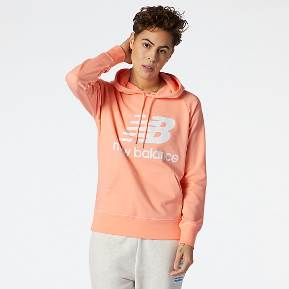 NB Sweats à capuche NB Essentials Pullover, WT03550PPI