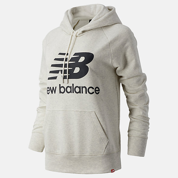 New Balance NB Essentials Pullover Hoodie, WT03550SAH
