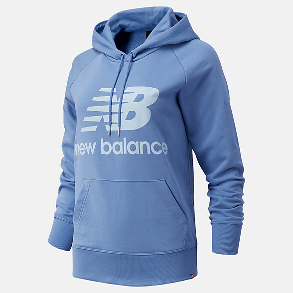 NB Sweats à capuche NB Essentials Pullover, WT03550STL
