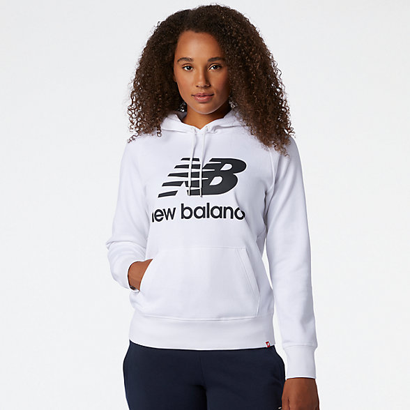 NB Sweats à capuche NB Essentials Pullover, WT03550WK