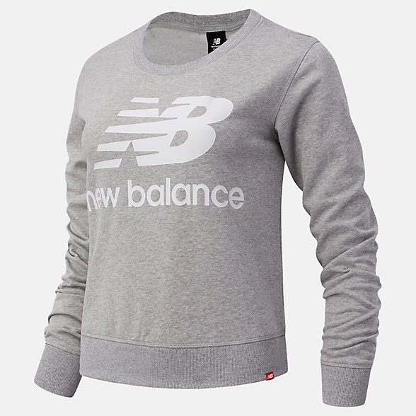 New Balance Essentials Crew, WT03551AG