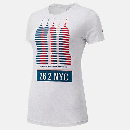 New Balance NYC Marathon Empire 26.2 NYC, WT03611MWTH image number null