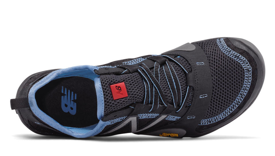 new balance minimus womens. new balance minimus 10v1 trail, black with light blue womens 1