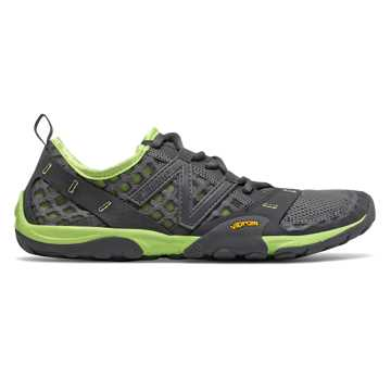 New Balance Minimus Trail 10, Magnet with Bleached Lime Glo