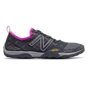 New Balance Minimus Trail 10, Outerspace with Voltage Violet