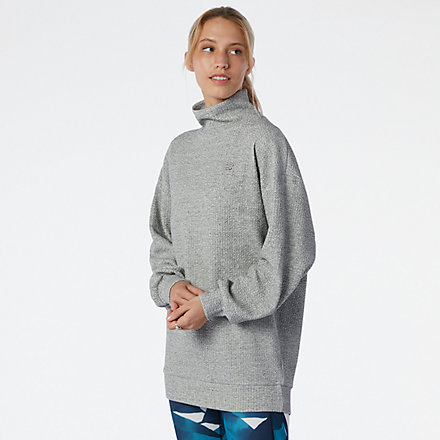 New Balance Transform Springloft Pullover, WT11121AG image number null