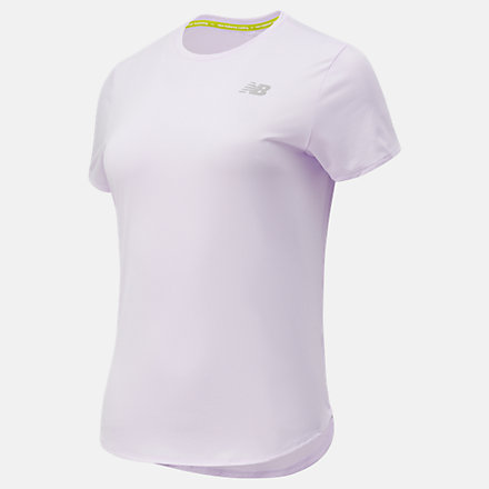 New Balance Accelerate Short Sleeve, WT11220AAG image number null