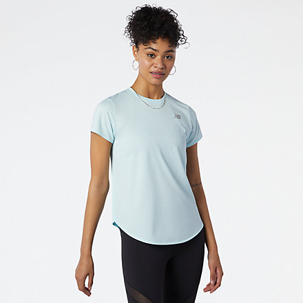 New Balance Accelerate à manches courtes, WT11220PBC image number null
