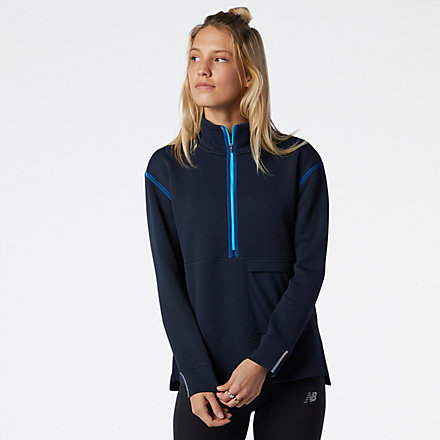 NB Q Speed Fuel Sweatshirt, WT11276ECL image number null