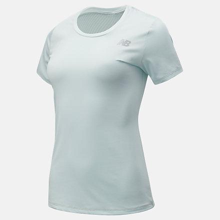 New Balance Sport Mix Media T恤, WT11450WJ image number null