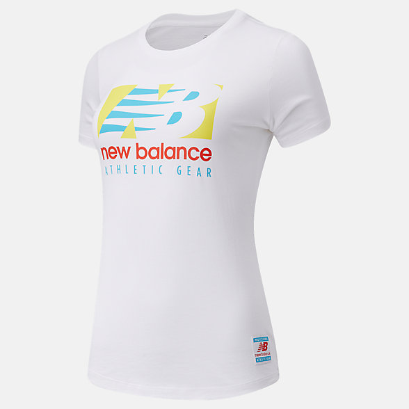 NB NB Essentials Field Day Tee, WT11507WT