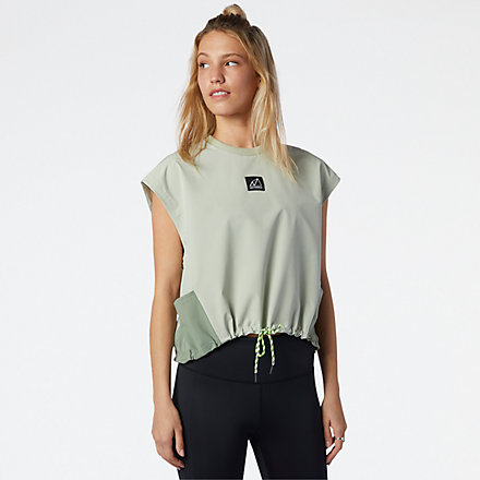 NB NB All Terrain Pocket Tee, WT11592SP4 image number null