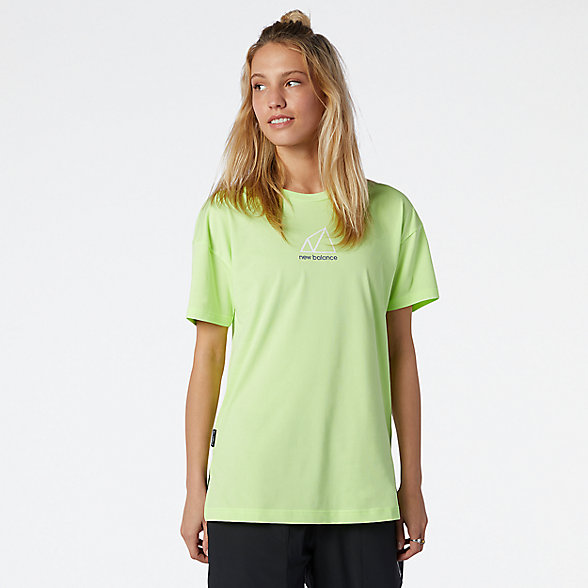 NB NB All Terrain Tee, WT11593BIO